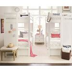 LEGACY_Chelsea_Twin / Twin Bunk Bed_White-2