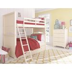 LEGACY_Summerset_Twin / Twin Bunk Bed_Ivory-2