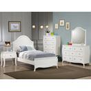 COASTER_4 - Pc Twin Bed Set 400561T