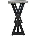 Zax Console Table 502-147GY - 2