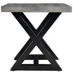 Zax Accent Table 501-147GY- 2