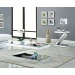 Zee Mirrored Occasional Table Collection