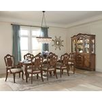 Moorewood Park Dining Table 1704-108 in Set