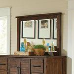 Sutter Creek Vintage Bourbon Rectangular Mirror-2