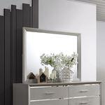 Ramon Metallic Sterling Mirror 222704-2
