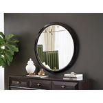 Formosa Round Dresser Mirror Americano 222824-2