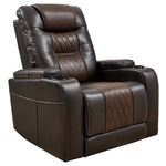 Ashley 21507 Composer Power Recliner Chair with Ad