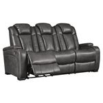 Turbulance 8500115 Power Reclining Sofa Open