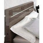 The Platinum Legno Bed Detail