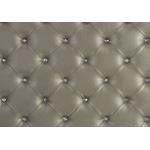The Avondale Collection Tufted King Bed 1645 Detai