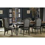 Arabella Rectangle Extentable 120 inch Leg Table-4