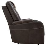 Ashley 21507 Composer Power Recliner Chair Side