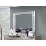 Leighton Metallic Mercury Beveled Mirror 204924-2