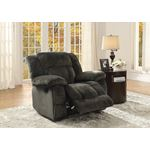 Laurelton Chocolate Reclining Chair 9636-1 by Ho-2