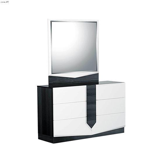 Hudson Modern 7 Drawer Dresser by Global Furnitu-2