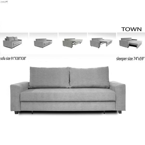 Town Sofa Sleeper