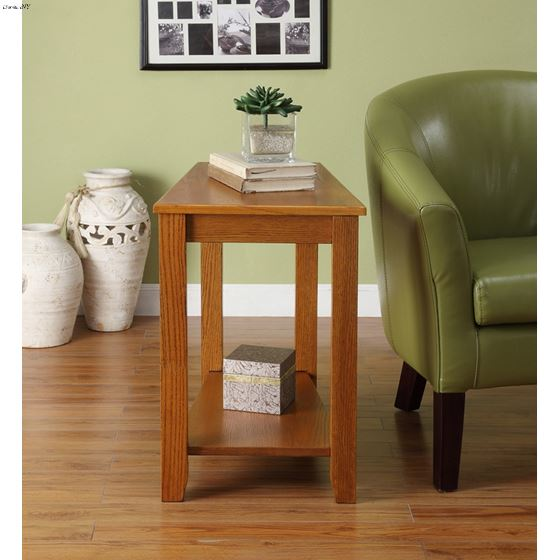 Elwell Chair -Side Table 4728AK