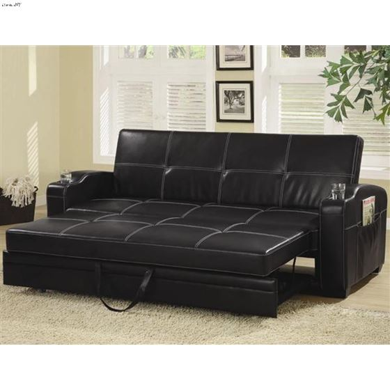 Contemporary Sofa Bed 300132- Bed