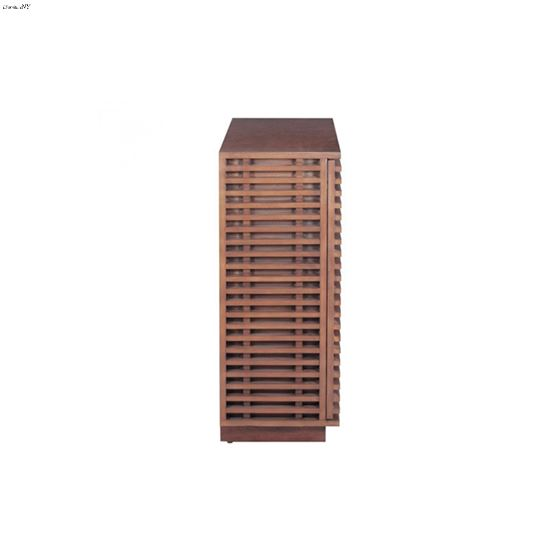 Linea Cabinet 199050 Walnut - 2