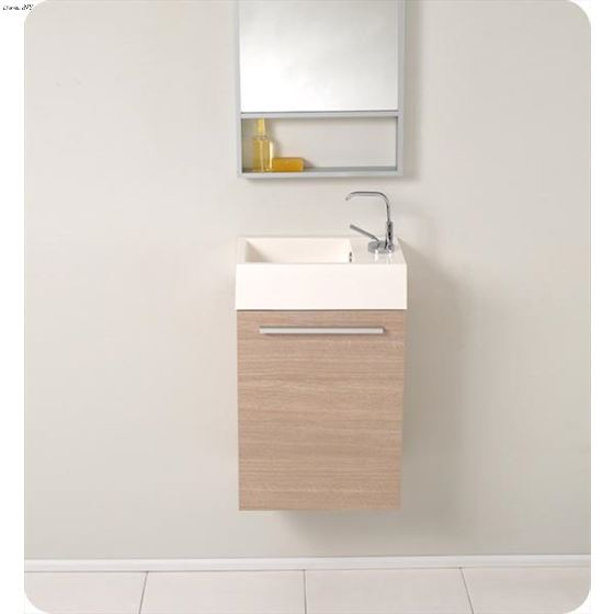 Bathroom Vanity FVN8002LO- 2