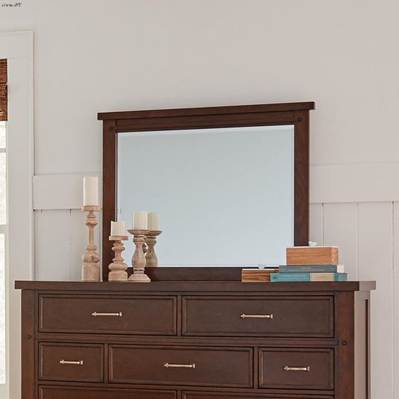 Barstow Pinot Noir Rectangle Mirror 206434-2