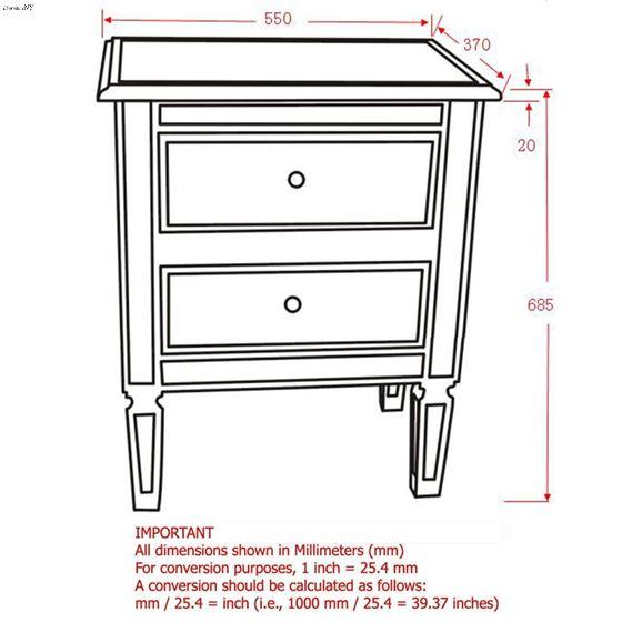 Eden Accent Table 501-213 - 2