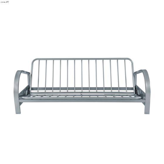 Silver Metal Futon Frame 7251 by Coaster