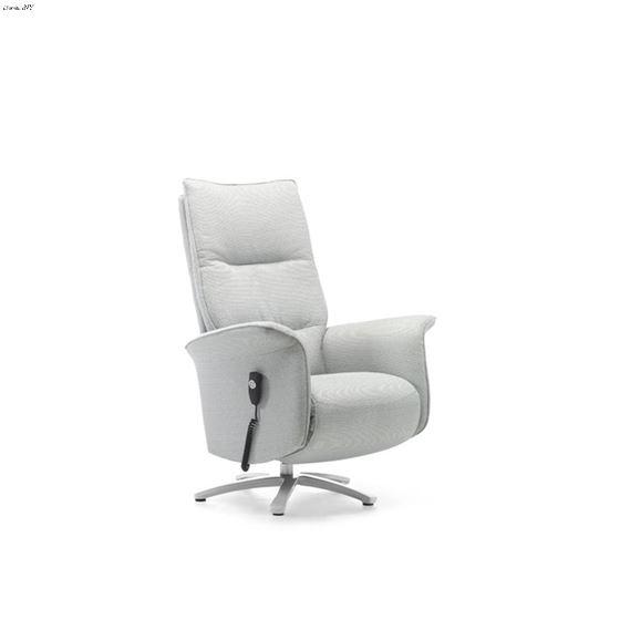Rom Aloe Swivel Recliner Chair