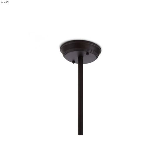 Porirua Ceiling Lamp 98424 Distressed Black- 2