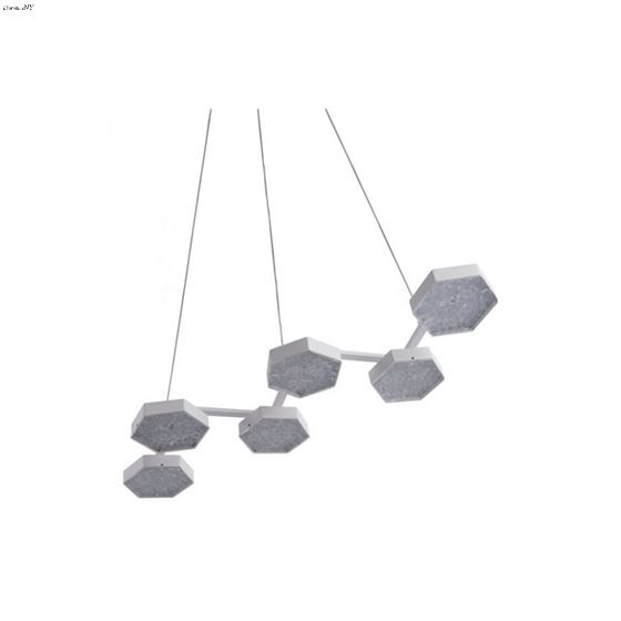 Dunk Ceiling Lamp 56031 White - 4