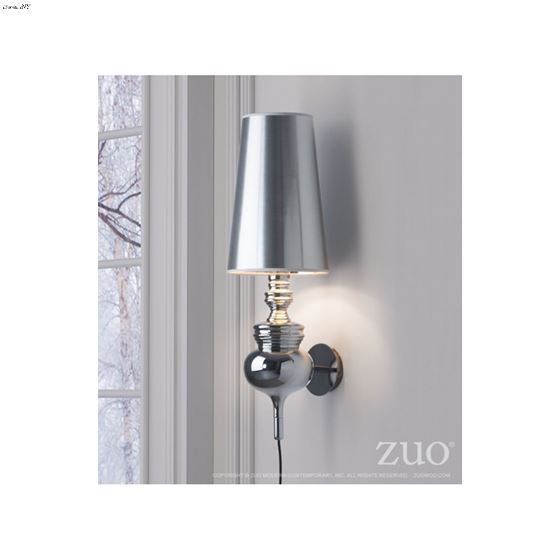 Idea Wall Lamp 50402 Chrome - 2