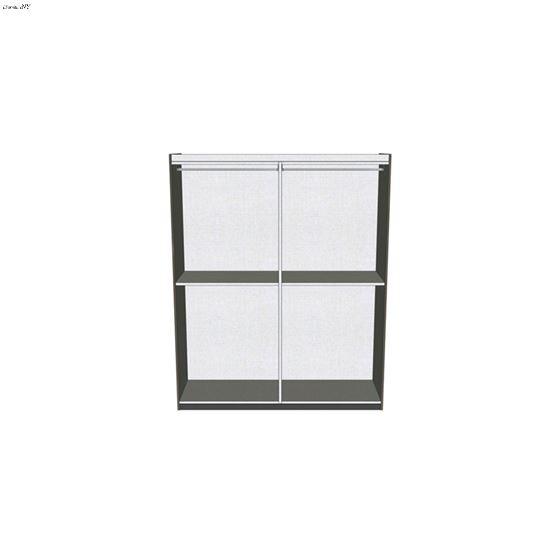 Platinum Collection 4 Door Wardrobe Inside