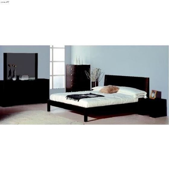 Alpha Bedroom Collection - Wenge- 3